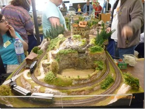 Orléans, 14e Salon du Train Miniature